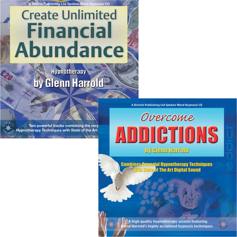 Overcome Addictions & Create Financial Abundance MP3s