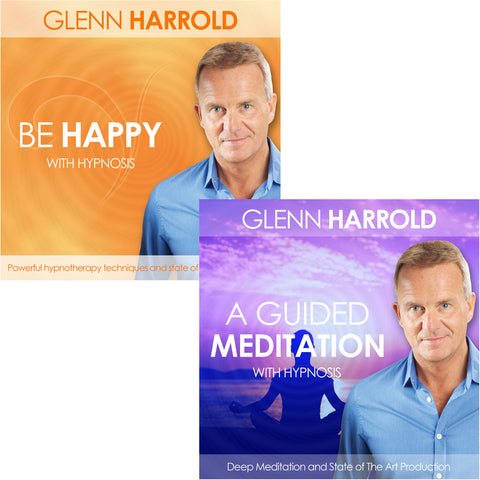 Guided Meditation & Be Happy MP3s