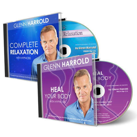 Complete Relaxation & Heal Your Body CDs