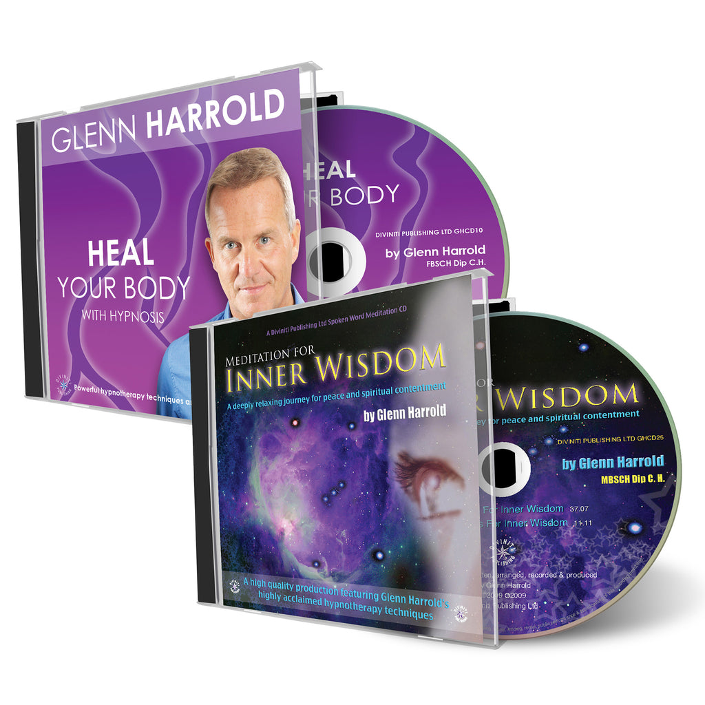 Heal Your Body & Meditation for Inner Wisdom CDs