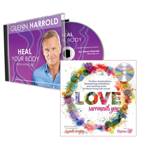 Heal Your Body & Love Surrounds You - Double CD