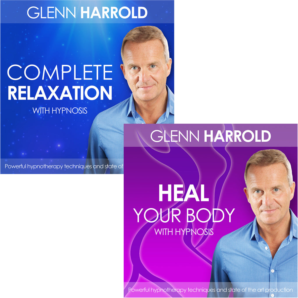 Complete Relaxation & Heal Your Body MP3s