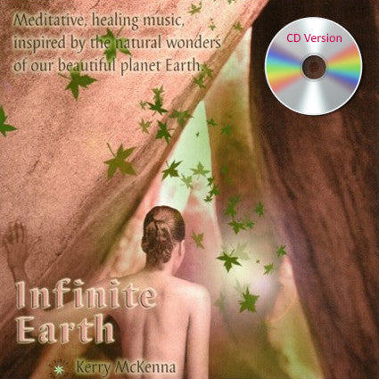 Infinite Earth - Kerry McKenna - CD