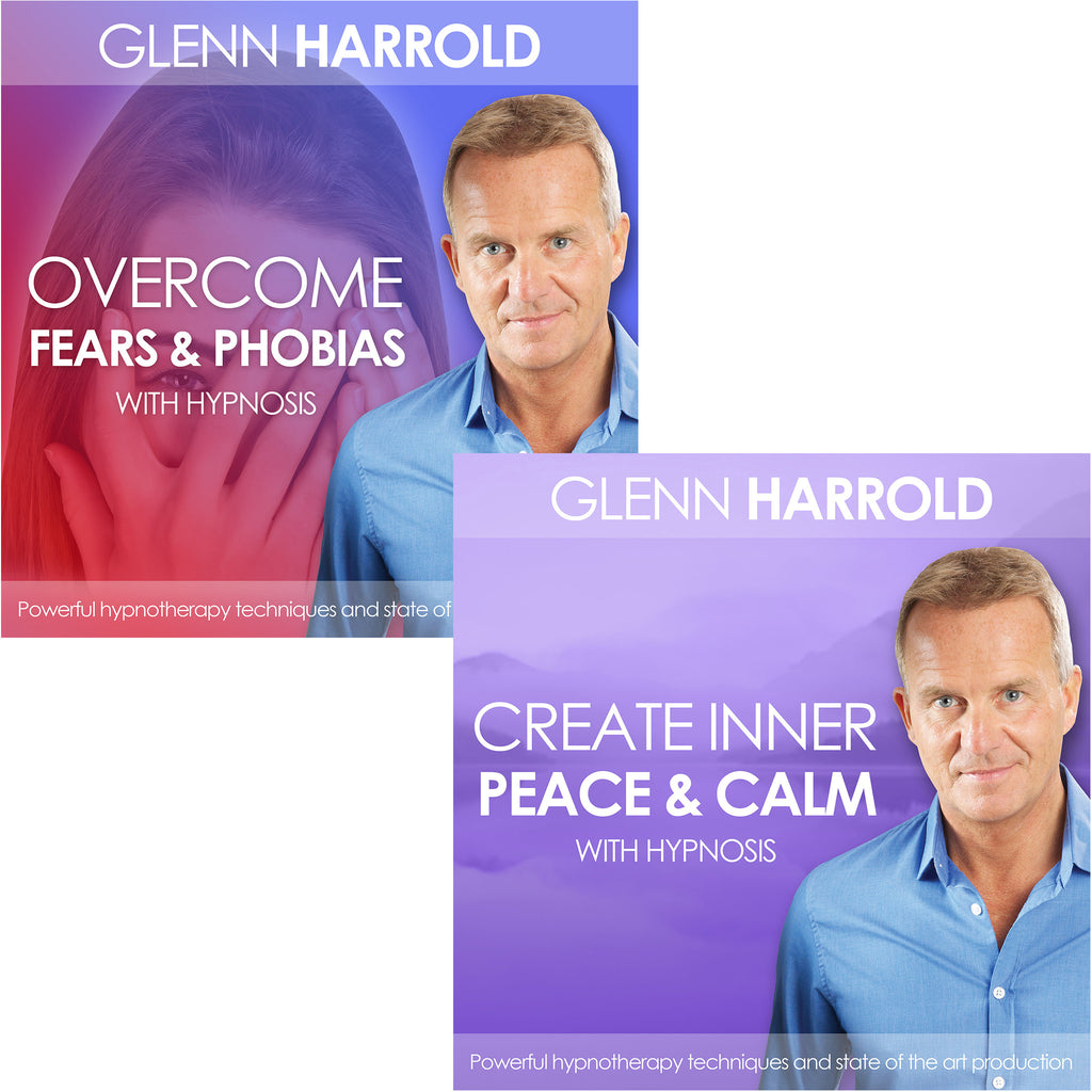 Creating Inner Peace and Overcome Fears & Phobias Hypnosis MP3s