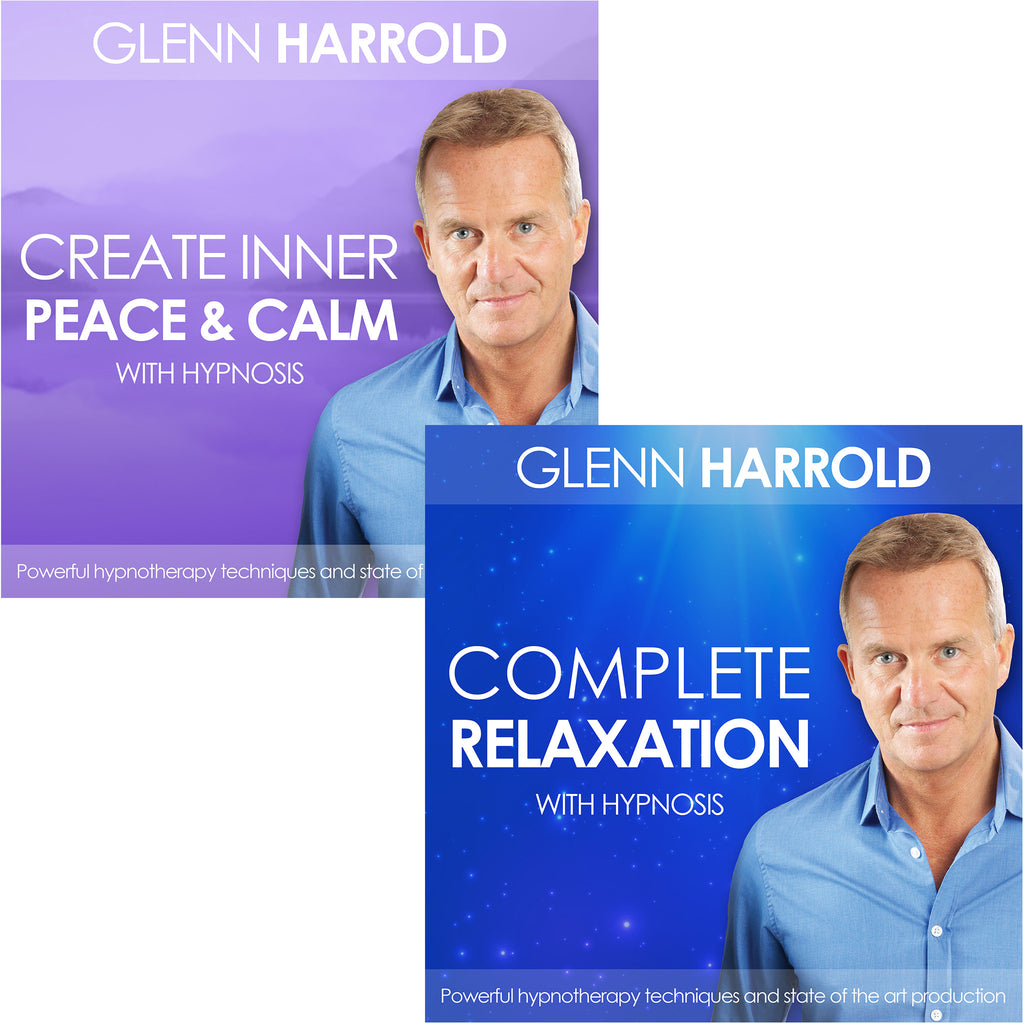 Complete Relaxation & Creating Inner Peace and Calm MP3s