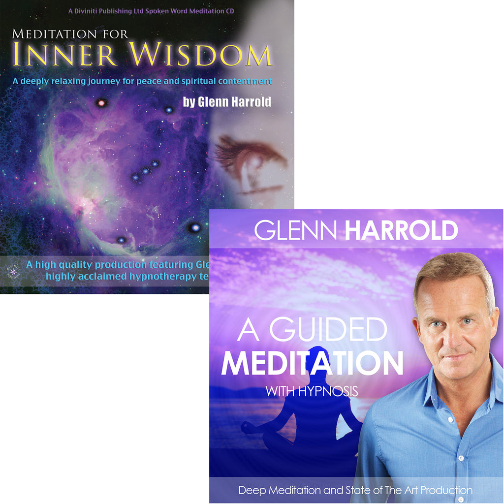 Guided Meditation & Meditation for Inner Wisdom MP3s