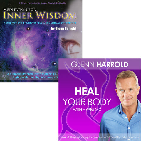 Heal Your Body & Meditation for Inner Wisdom MP3s