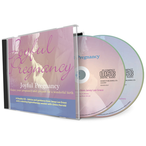 Joyful Pregnancy - Double Hypnosis CD