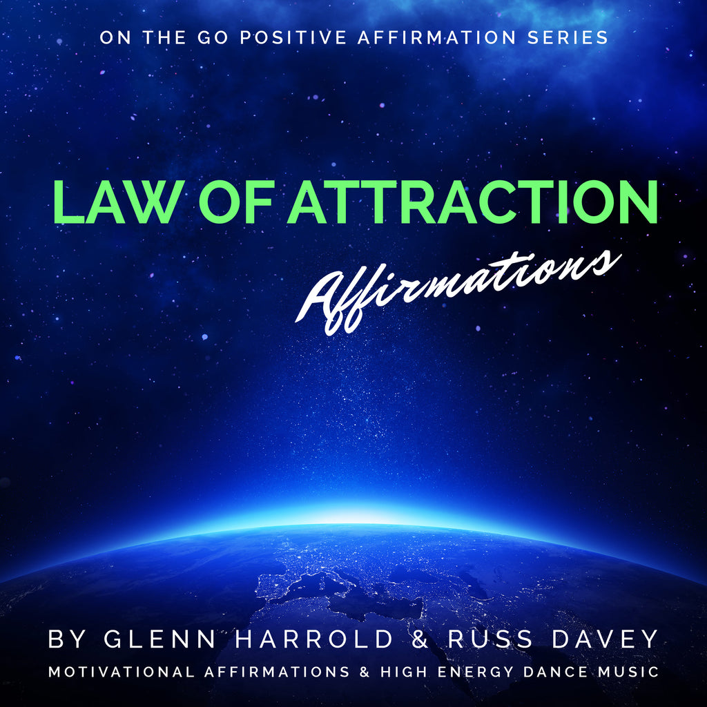 Law of Attraction Affirmations - MP3 Download