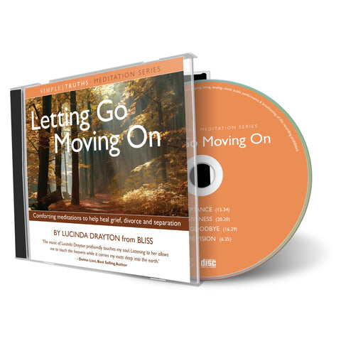 Letting Go, Moving On - Lucinda Drayton - CD