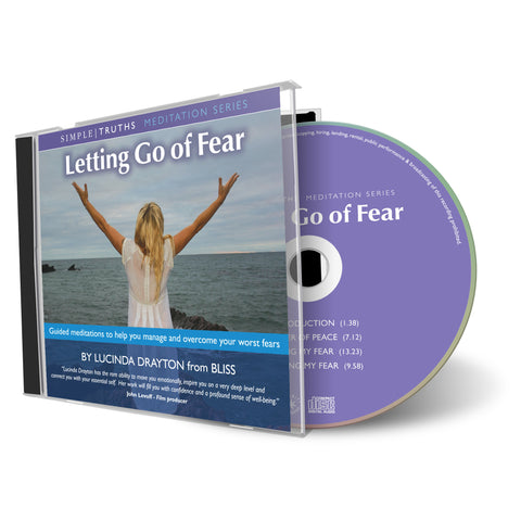 Letting Go of Fear - Lucinda Drayton - CD
