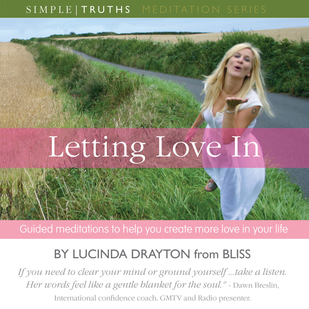 Letting Love In - Lucinda Drayton - MP3 Download
