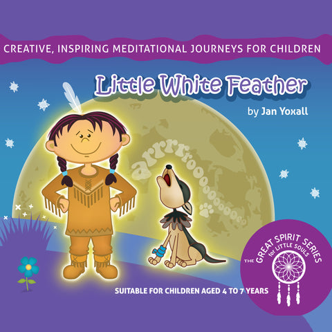Little White Feather - Jan Yoxall - MP3 Download