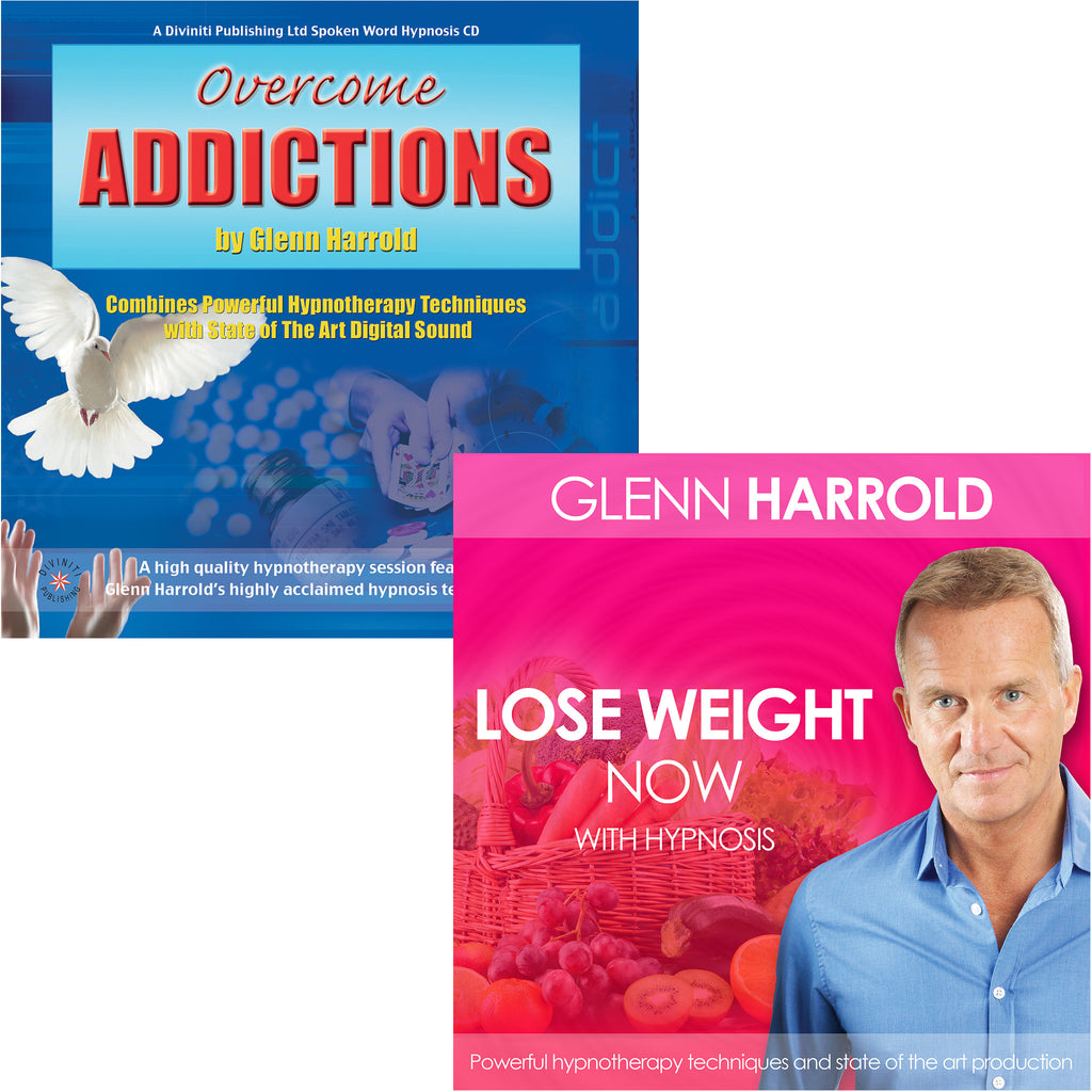 Overcome Addictions & Lose Weight Now! - 2 MP3s