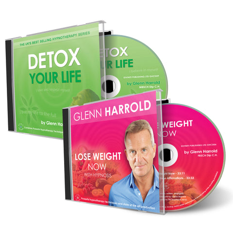 Lose Weight Now & Detox Your Life CDs