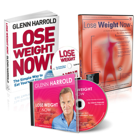 Lose Weight And Get Fit - Book, DVD & CD Bundle