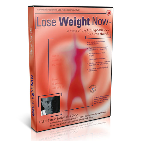 Lose Weight Now - PAL Hypnosis DVD