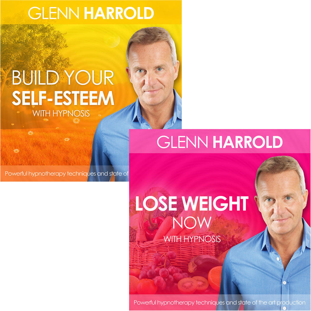 Lose Weight Now & Build Your Self-Esteem MP3s