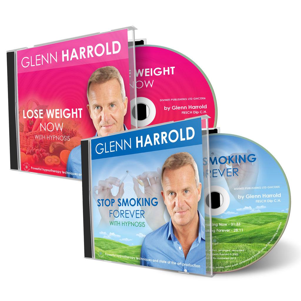 Stop Smoking & Lose Weight Now! CDs