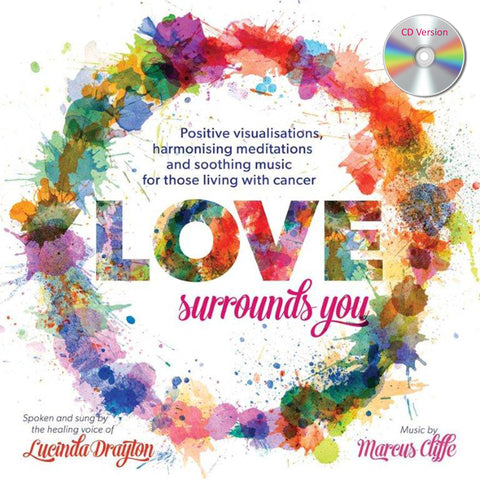 Love Surrounds You - Lucinda Drayton - CD