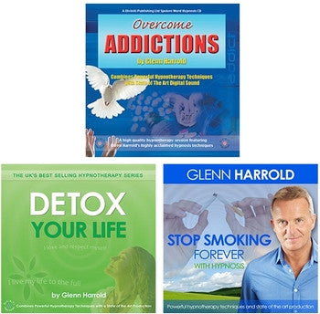 Stop Smoking & Detox Bundle MP3 Download