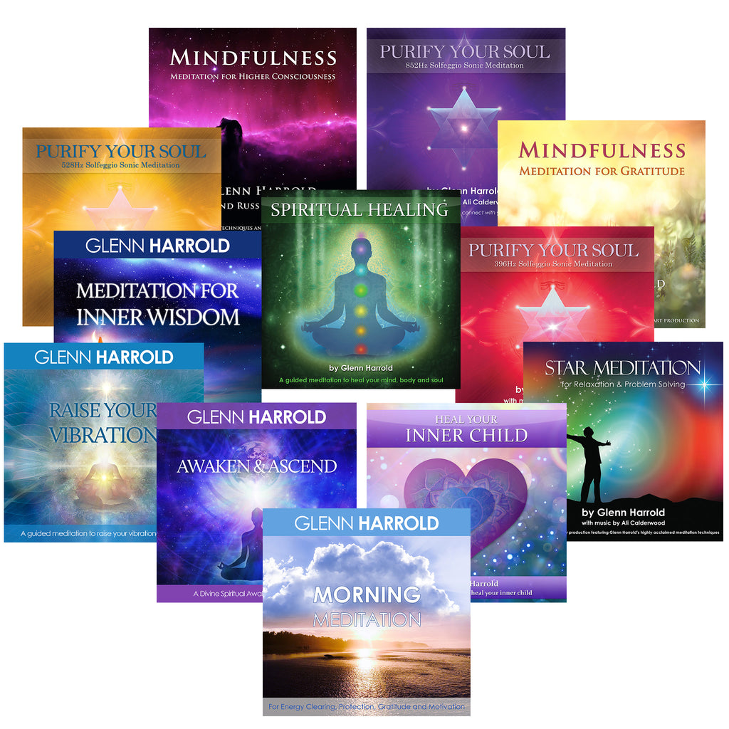 Meditation MP3 & eBook Special Offer