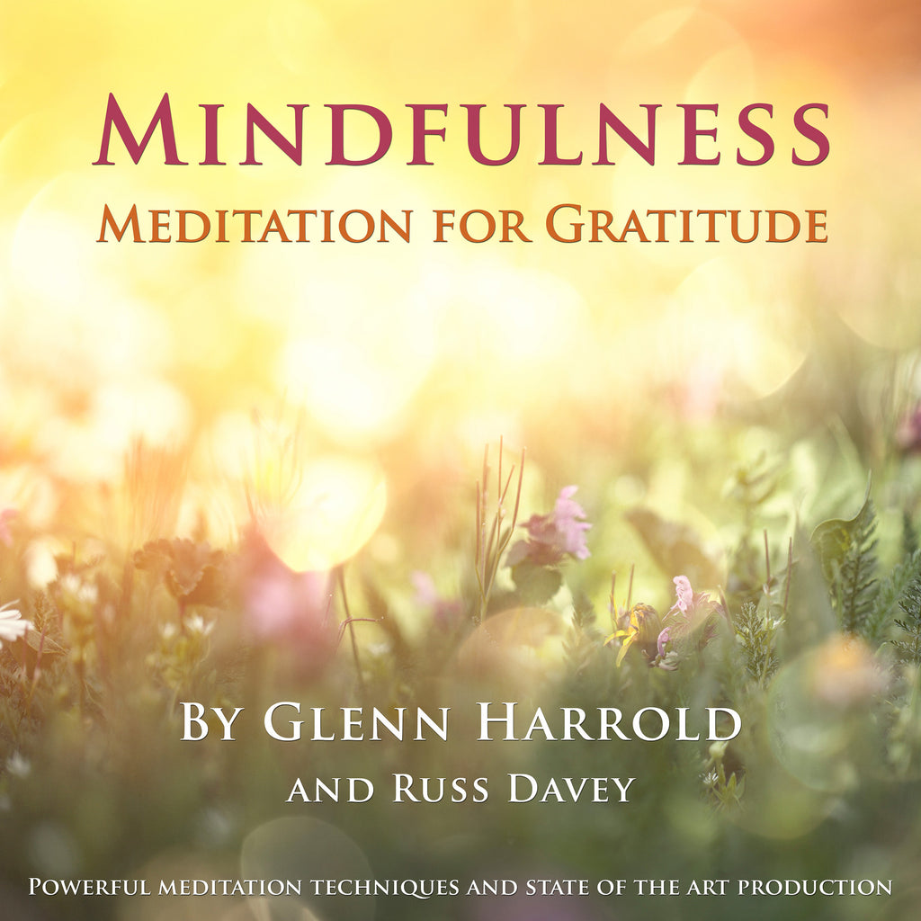 Mindfulness Meditation for Gratitude - MP3 Download