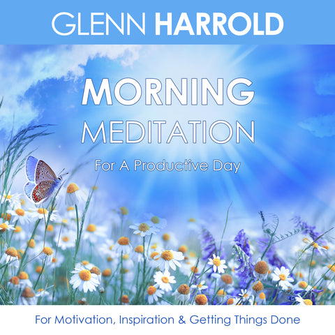 Morning Meditation For A Productive Day - MP3 Download