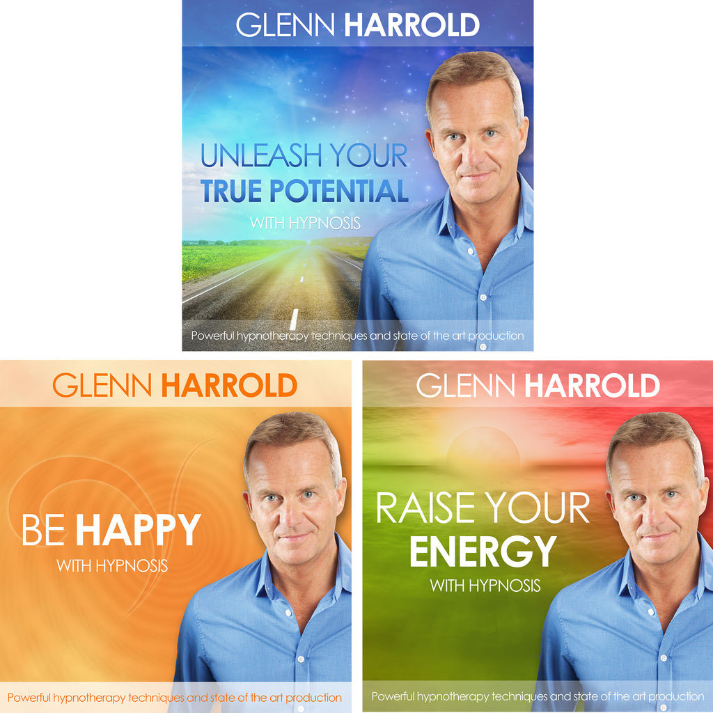 Motivation & Happiness Bundle - MP3 Download