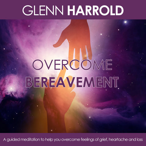 Overcome bereavement hypnosis MP3 download by Glenn Harrold