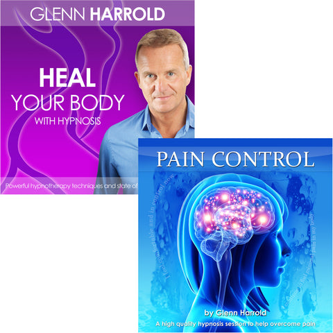 Heal Your Body & Pain Control MP3s