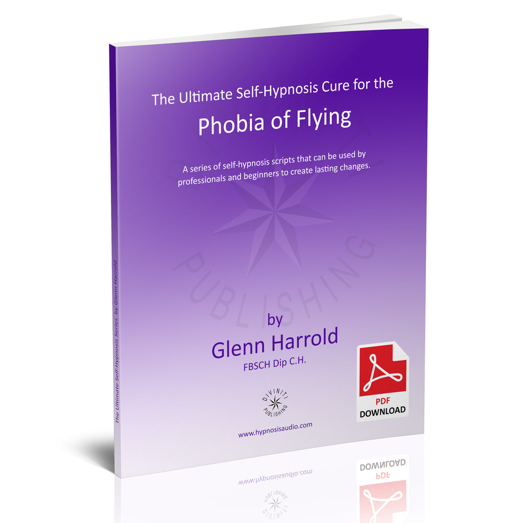 Self-Hypnosis Cure for the Phobia of Flying (Aerophobia) - eBook