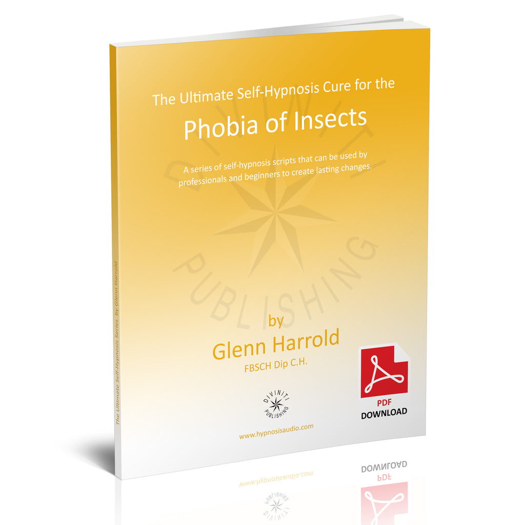 Self-Hypnosis Cure for the Phobia of Insects (Entomophobia) - eBook