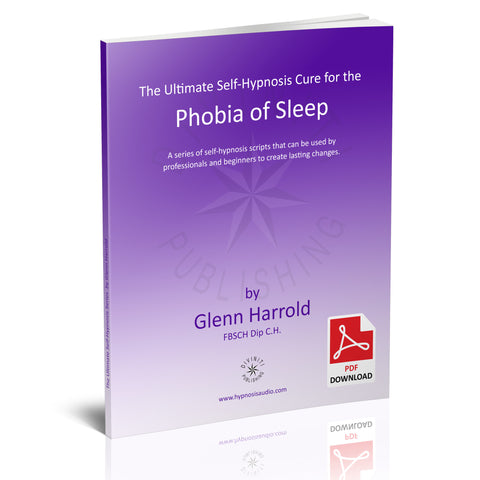 Self-Hypnosis Cure for the Phobia of Sleep (Somniphobia) - eBook