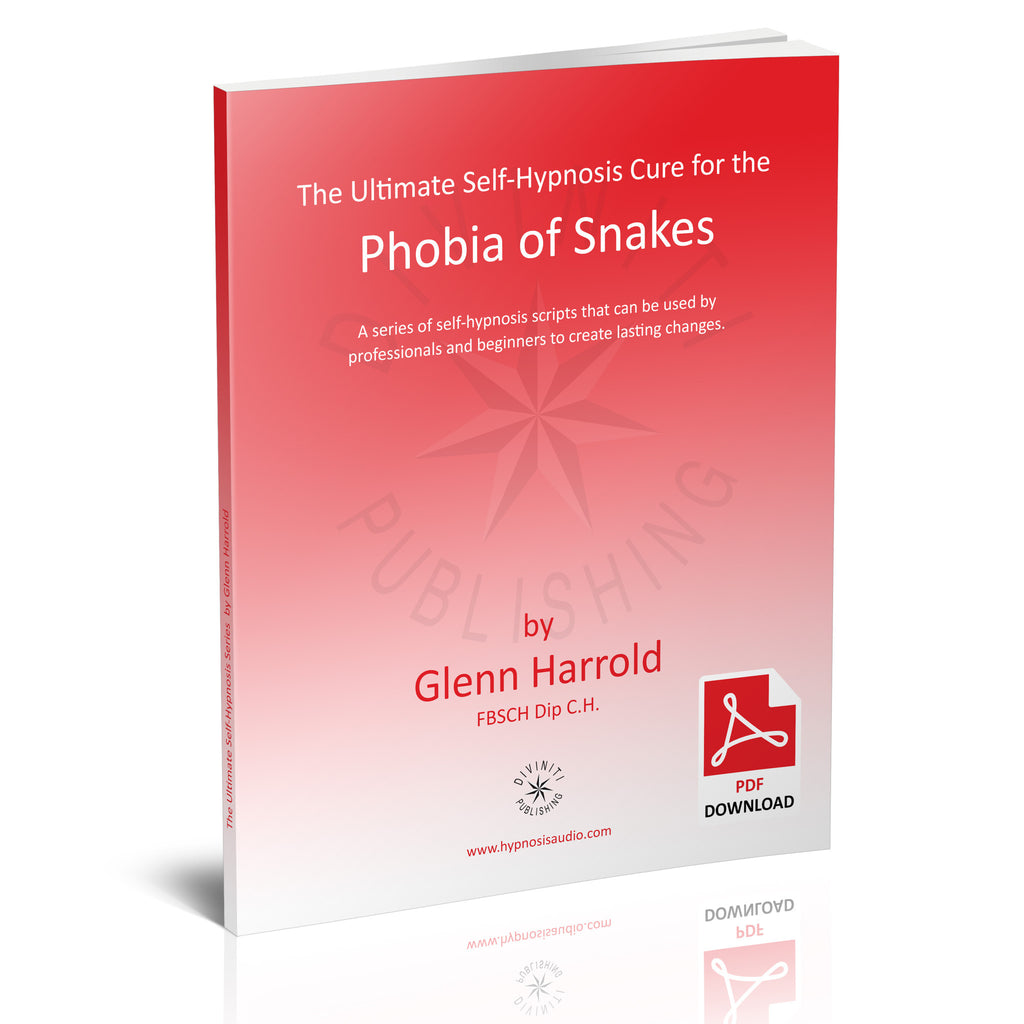 Self-Hypnosis Cure for the Phobia of Snakes (Ophidiophobia) - eBook