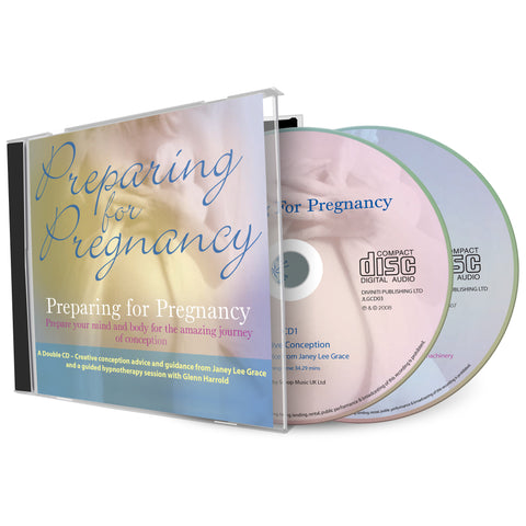 Preparing for Pregnancy - Hypnosis & Advice CD