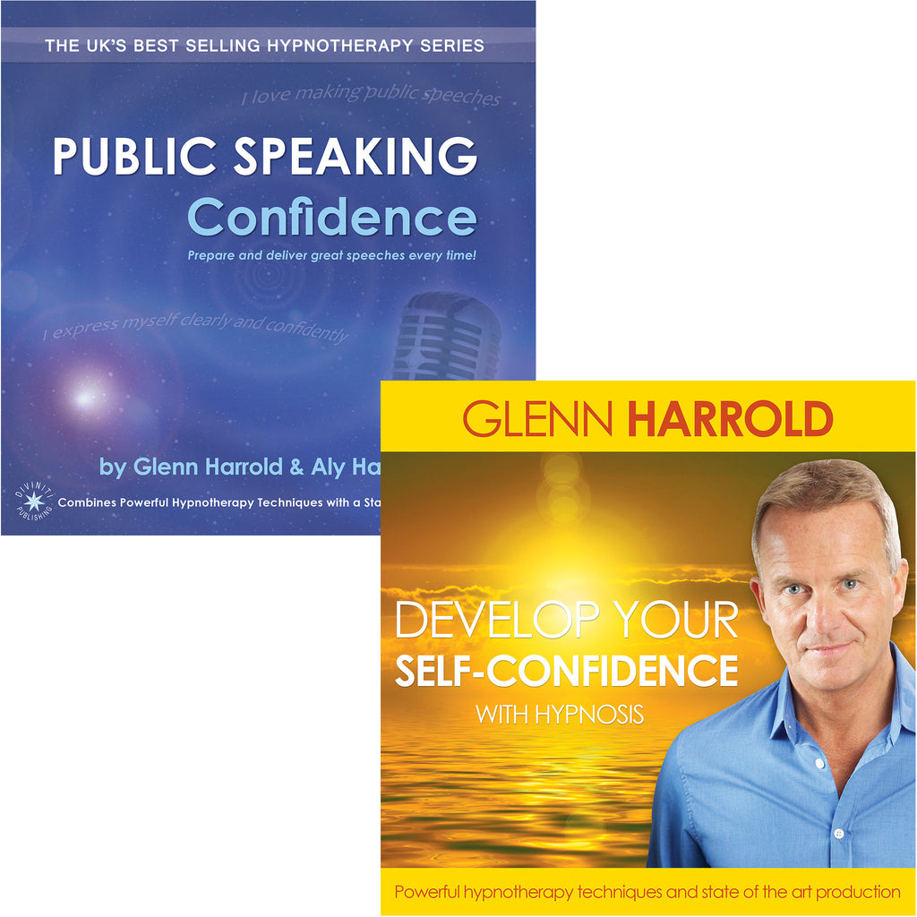Public Speaking Confidence & Develop Your Self Confidence MP3s