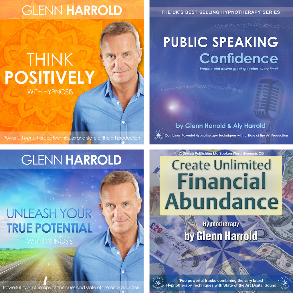 Public Speaking MP3 Bundle - 4 MP3s