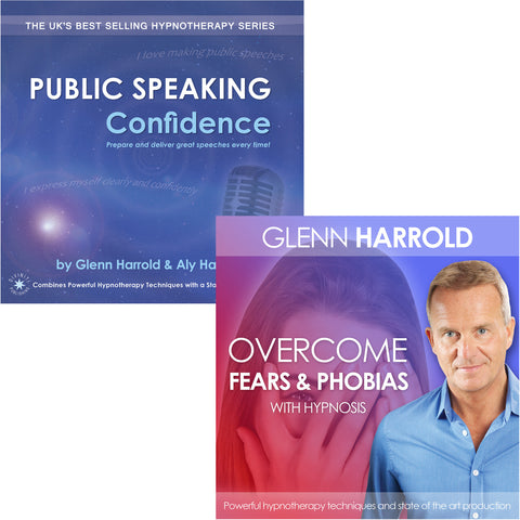 Public Speaking Confidence & Overcome Fears and Phobias MP3s