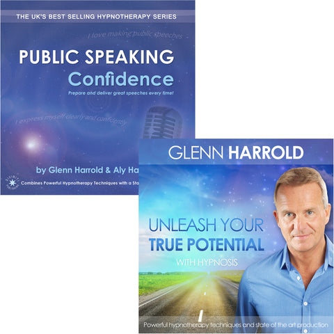 Public Speaking Confidence & Unleash Your Potential MP3s