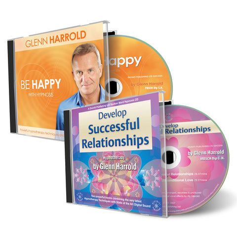 Be Happy & Develop Successful Relationships - 2 CDs