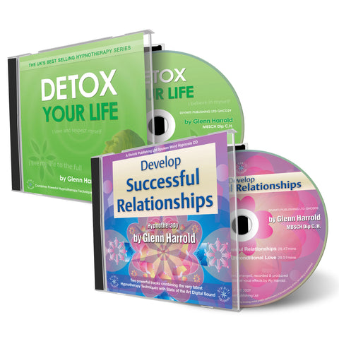 Detox Your Life & Develop Successful Relationships CDs
