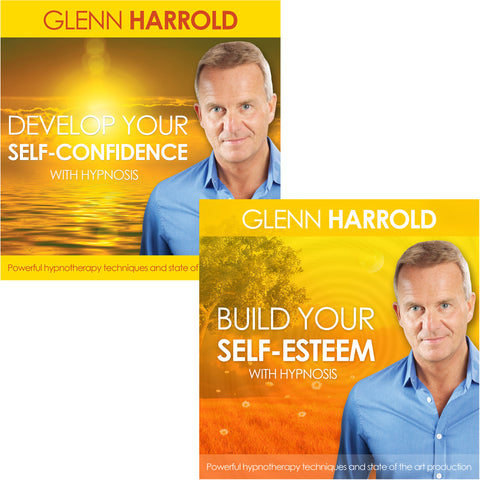 Build Your Self Esteem & Develop Your Self Confidence MP3s