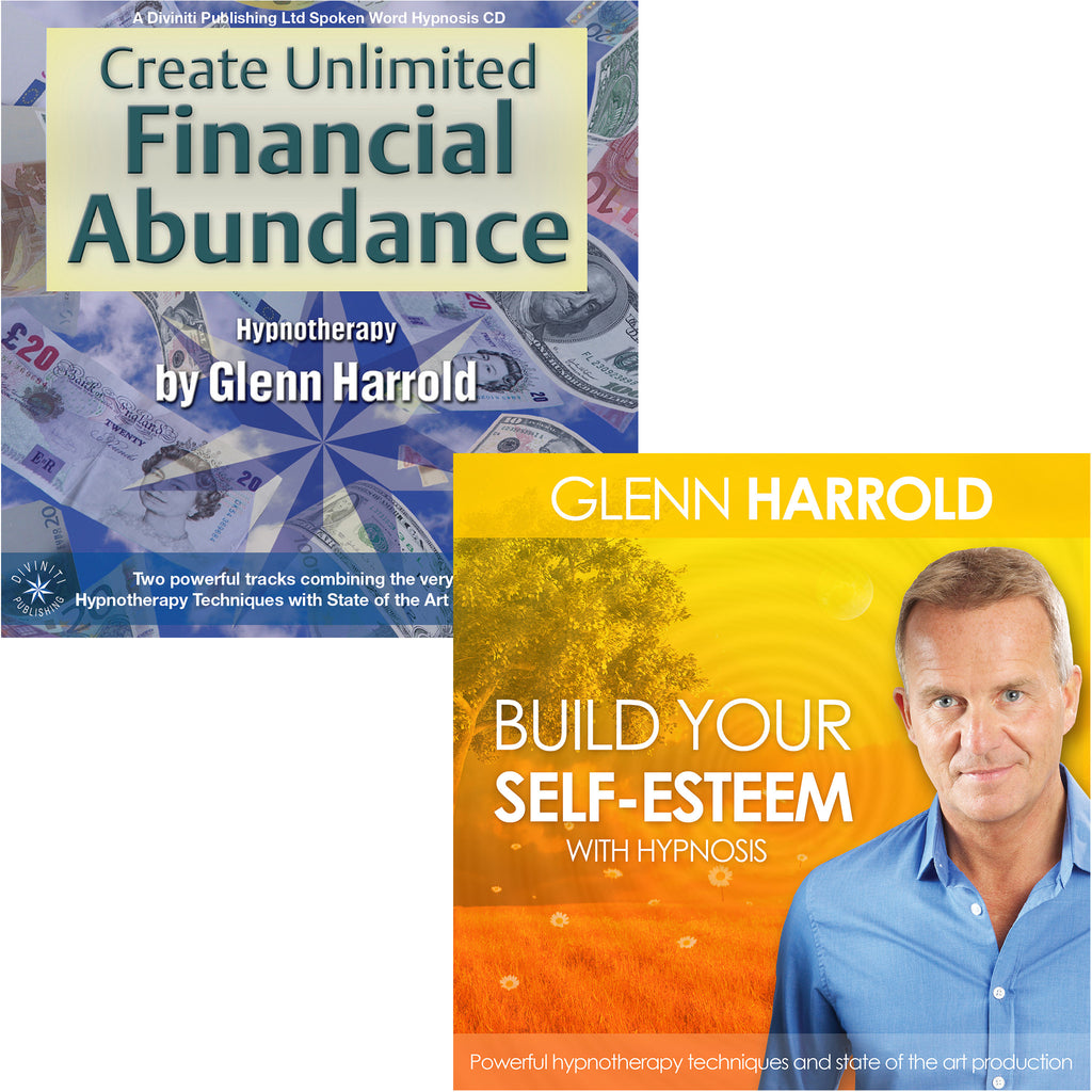 Create Financial Abundance & Build Your Self Esteem MP3s