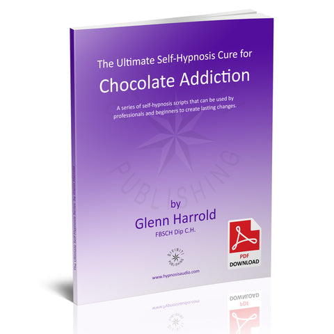 Self-Hypnosis Cure for Chocolate Addiction - eBook