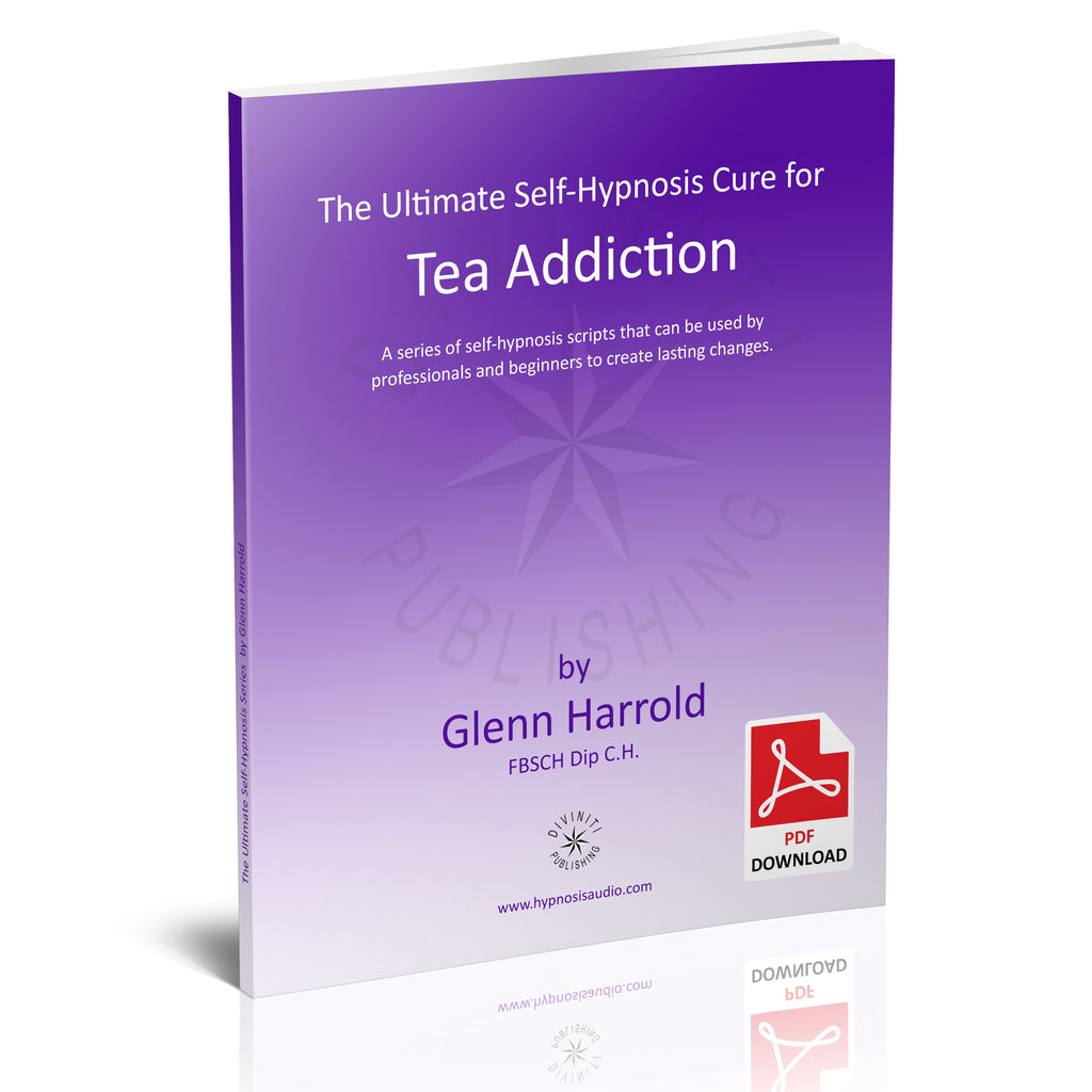 Self-Hypnosis Cure for Tea Addiction - eBook