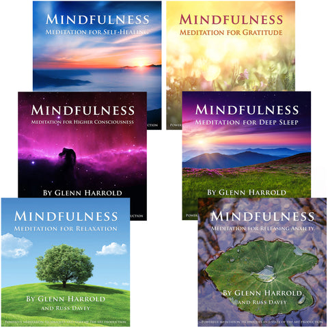 Mindfulness Meditation Bundle - 6 MP3s