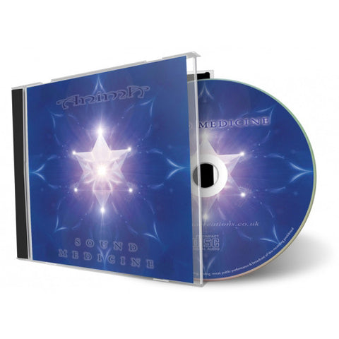 Sound Medicine Solfeggio Meditation - Anima - CD