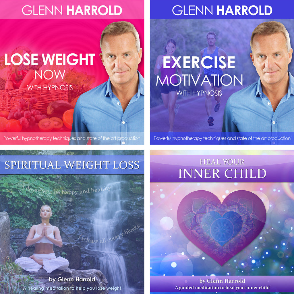 Spiritual Lose Weight MP3 Bundle - MP3 Download