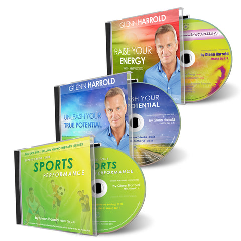 Sports Performance Bundle - 3 CDs